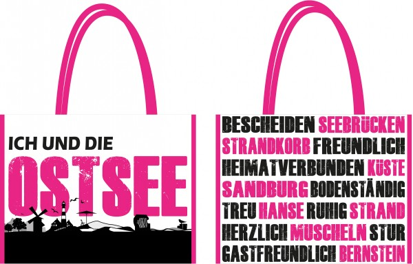 Shopping Bag Ostsee
