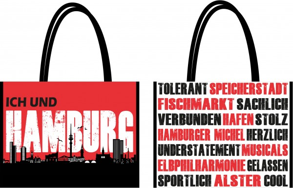 Shopping Bag Hamburg