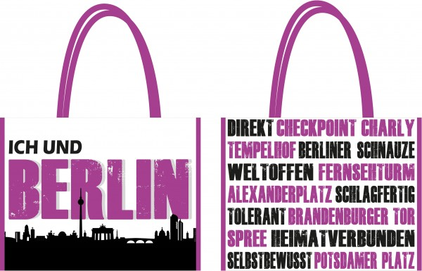 Shopping Bag Berlin